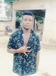 Samuel , 18  , Agboville
