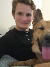 Jeffrey , 21, United States of America, Jacksonville (State of Florida)
