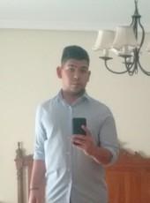 Chechuardo, 23, Spain, Campo de Criptana