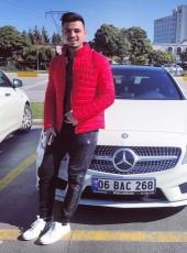 alper, 21, Turkey, Kirikkale