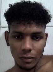 Wilkson, 25, Brazil, Recife