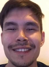 Arne-Peter, 24, Greenland, Nuuk