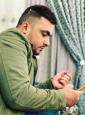 Ahmed , 26, Iraq, Baghdad