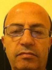 Ahmed, 55, Palestine, East Jerusalem