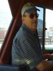 Ozdemir Ozkal, 65, Turkey, Ankara