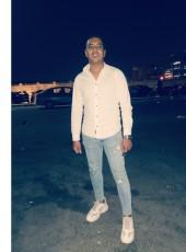 Ahmed, 25, Egypt, Cairo
