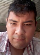 Javier Lozano, 18, Mexico, Cordoba