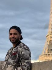 Amir, 21, République Française, Paris