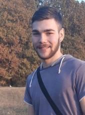 George, 20, Czech Republic, Pardubice