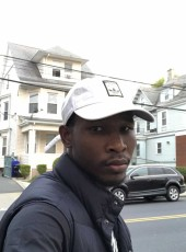 Roody Joseph, 29, United States of America, New York City