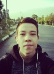 Maks, 19  , Kirgili