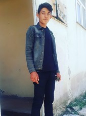 Emir, 18, Turkey, Adana