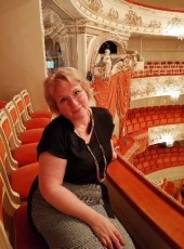 Marina, 55, Russia, Saint Petersburg