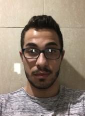 Emanuele, 23, Repubblica Italiana, Bagheria