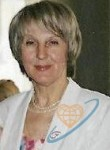 Lyudmila, 67, Saint Petersburg
