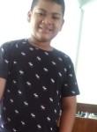 Abraham, 18, Ciudad Guayana