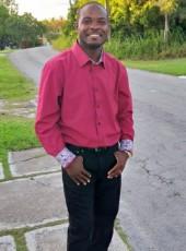 Terez Johnson, 31, Bahamas, Freeport
