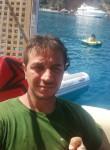 Markos , 43  , Athens