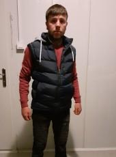 Muammer, 25, Turkey, Izmir