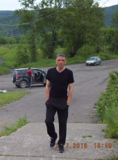 Lev, 40, Russia, Kholmsk