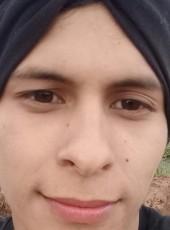 Carlos M, 18, Paraguay, Asuncion