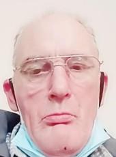 Kenneth Dillon, 62, United States of America, Philadelphia