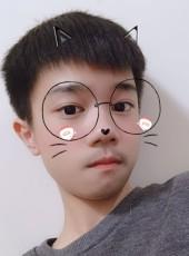 瑞祥, 18, China, Taipei