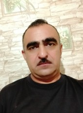 Qalib, 46, Azerbaijan, Baku