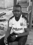 Ibrahim , 28  , Abobo