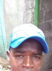 Danteh, 21, Kenya, Nairobi