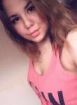 oksana, 24, Moscow