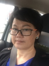 alvina, 45, Malaysia, Miri