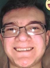 Wesley, 24, United States of America, Mason