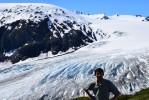 Vlad, 44 - Just Me Climbing along glacier