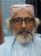 Janium, 70, Pakistan, Sukkur