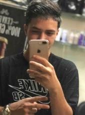 Henrique nanes, 18, Brazil, Rio de Janeiro