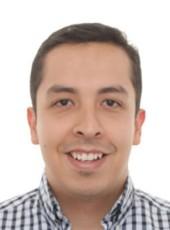 Carlos Garcia, 29, Colombia, Bogota