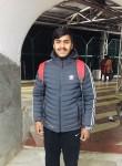Abhishek , 22  , Jammu