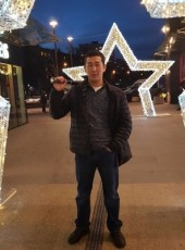 Talant, 23, Россия, Москва