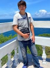 出外因仔, 19, China, Tainan