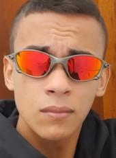 Paulo lucas, 19, Brazil, Bom Despacho
