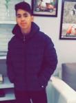 Ous, 18, Algiers