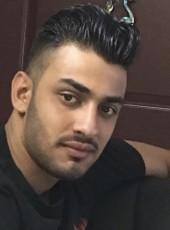 Hameed, 20, United States of America, Anaheim