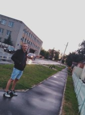 Vlad, 23, Belarus, Rahachow