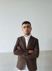 Mahmoud, 25, Egypt, Cairo