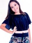 Aline Zibetti , 18  , Vilhena