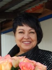 Irina, 56, Russia, Khabarovsk