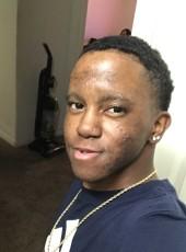 Dorrius, 26, United States of America, Bakersfield
