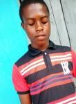 John, 20, Abuja