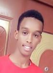 Mohaa Farah, 18  , Mogadishu